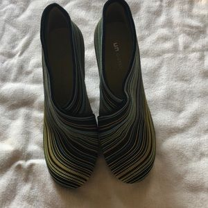 Never Worn United Nude Ankle Boots.